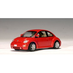 VW New Beetle (red)