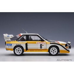 Subaru Impreza ST 555 WRC - winner Monte Carlo 2002 (T. Makinen - K. Lindstrom)