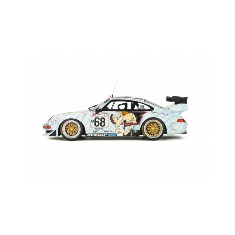 porsche 911 993 gt2 le mans 1998. Black Bedroom Furniture Sets. Home Design Ideas