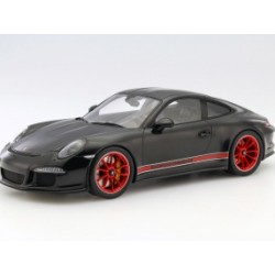 Porsche 991 R zwart/rood...
