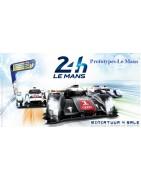 Prototypes Le Mans