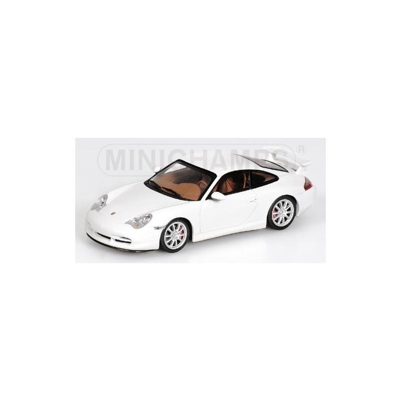 Porsche 996 GT3 (2003) White