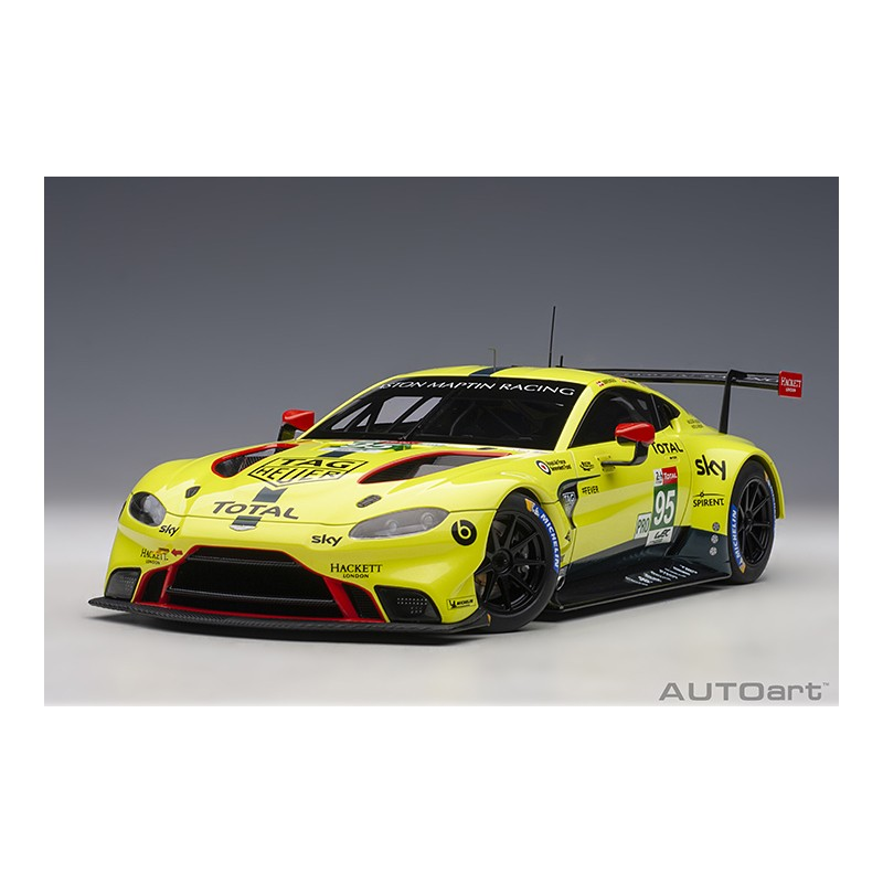 81808 Aston Martin Vantage GTE No95 Le Mans 2019 Thiim