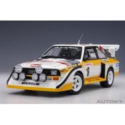 Audi Quattro S1 No. 6 Rally...