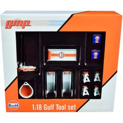 Gulf Tool Set No.2 Gulf oil