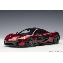 McLaren P1 2013 (volcano red)