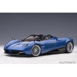 Pagani Huayra Roadster blue...