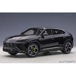 Autoart 79165 Lamborghini Urus nero noctis