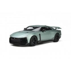 Nissan GT-R 50 2021 (green)