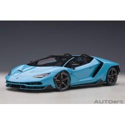 Autoart 79206 Lamborghini Centenario Roadster Blu Cepheus