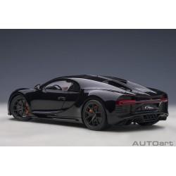 Autoart 70999 Bugatti Chiron Sport Nocturne Black