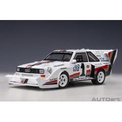 Audi Sport Quattro S1 Autoart 88700