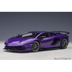 Autoart 79179 Lamborghini Aventador SVJ Viola Pasifea  purper