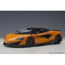 McLaren 600LT (Myan Orange)